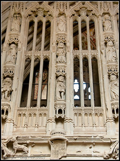 St Alban's Shrine - South Screen