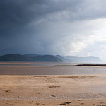Rain Clouds Over West Shore, Llandudno