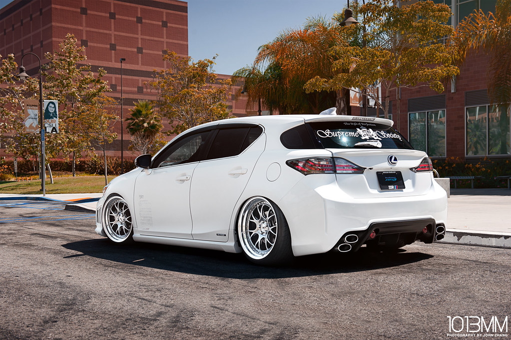 SSR Wheels Lexus CT 200h
