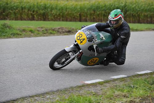 Benelli motorcycle Oldtimer Grand Prix MSV Schwanenstadt Austria Copyright B. Egger :: eu-moto images 0335