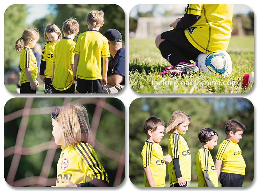 Soccer Collage 3