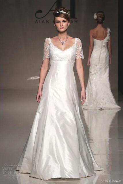 váy cưới 2012