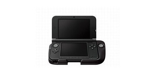 First Look At The Circle Pad Pro For 3DS XL