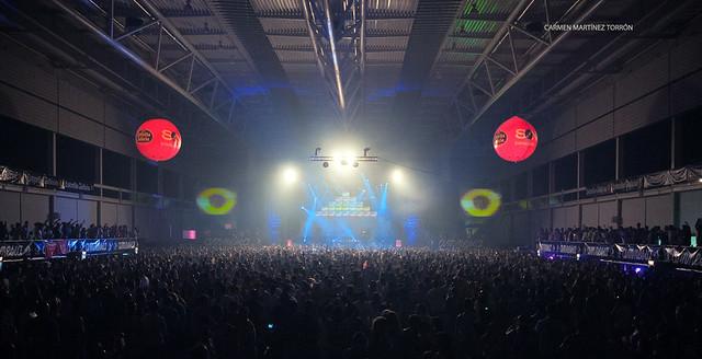 Festival Amnesia, ExpoCoruña 2012. Fotografía Carmen Martínez Torrón.