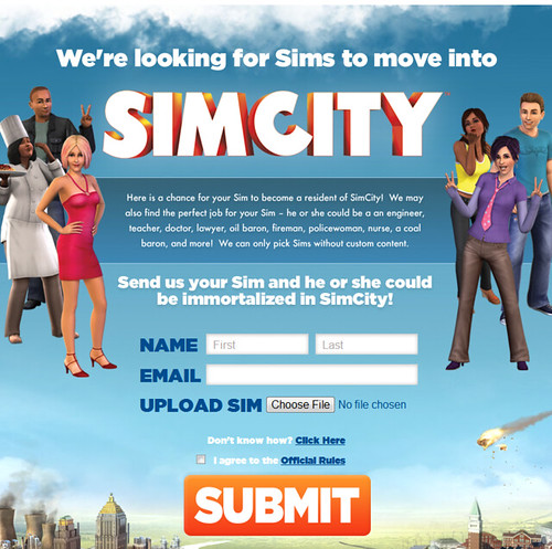 SimCity - Sims