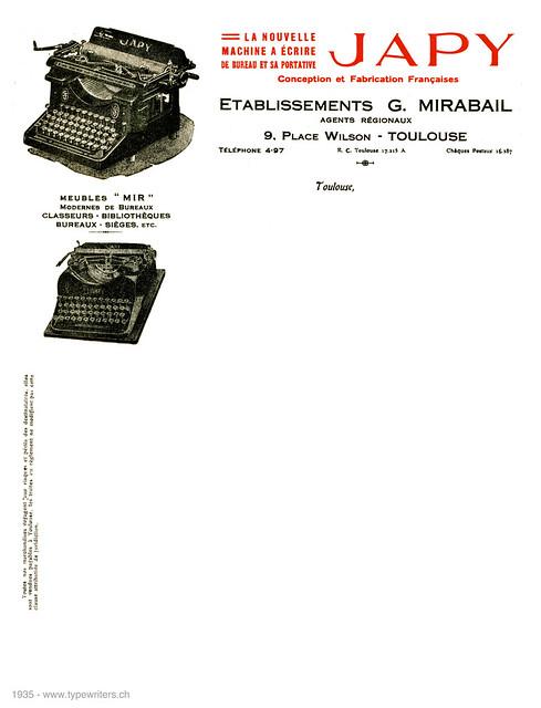 letterhead_Japy_V_1935