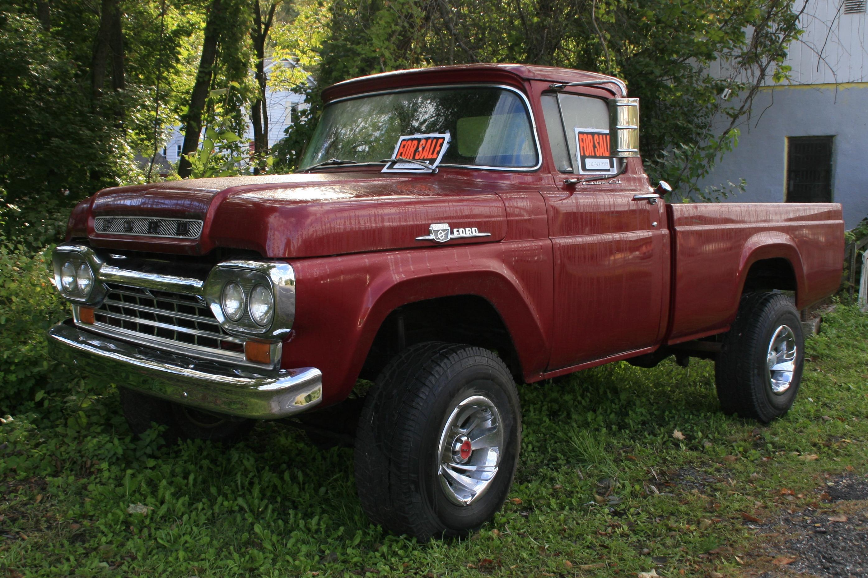 1969 Ford 4x4 For Sale   Autos Weblog