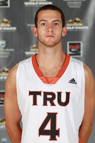 Brett Parker (2012-13 A. Snucins)