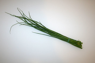 12 - Zutat Schnittlauch / Ingredient chives