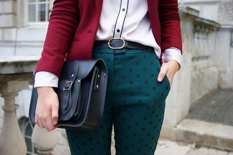 LFW Street Style - Olivia Purvis
