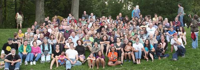Group Sugar Creek 2012.1