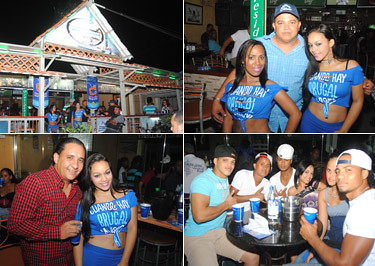 La Rumba Brugal @ Millenium Bar Liquor Store