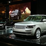 Land Rover | Paris Motor Show 2012