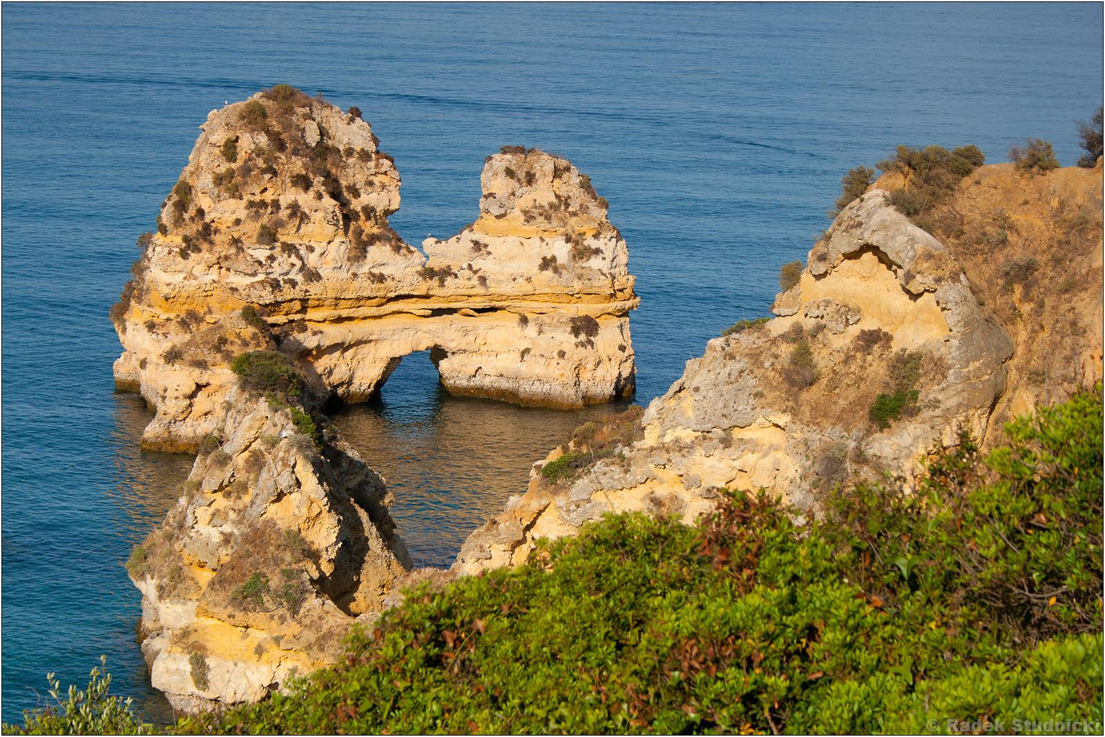 Lagos w Algarve