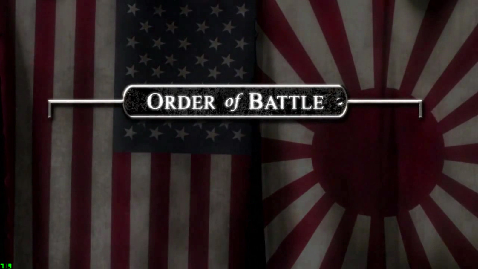 Order of Battle - Intro