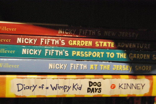 Nicky Fifth series