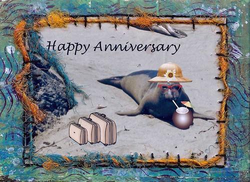 2012 anniversary card