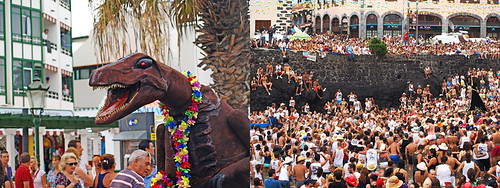 Traditions in South and North Tenerife