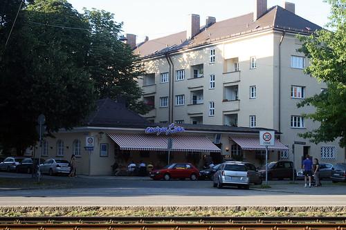 Ewiges Licht - Arnulfstraße / Karl-Schurz-Straße