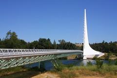 Sundial Bridge, Turtle Bay Exploration Park