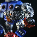 Todd Robertson x toybot studios Mecha Bootleg Kong