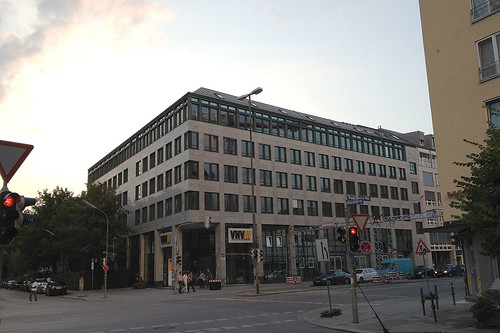 Pettenkoferstraße, Ecke Paul-Heyse-Straße