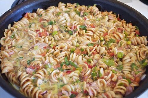 pasta frittata 8
