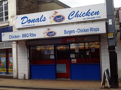 Picture of Donals Chicken, 7 Station Road