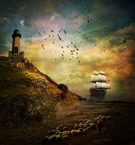 The lighthouse of the swallows