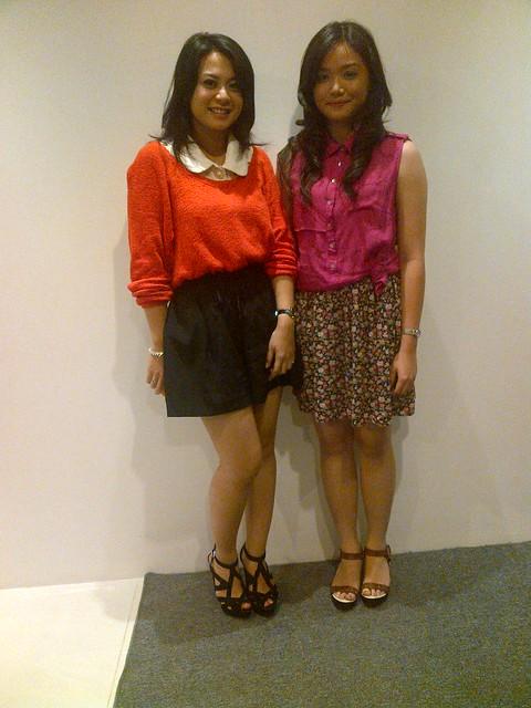With Andra Alodita