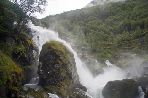 265 Parque Nacional Jostedal - Glaciar Briksdal