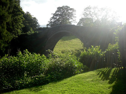 Auld Brig o' Doon from East