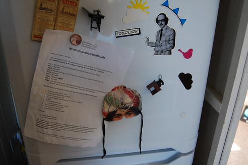 herman the german cake instructions