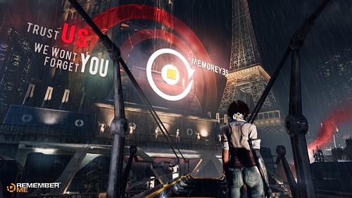 Remember me video game