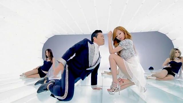 Sexy hyuna gangnam style sounds like pikachu photos tian chad