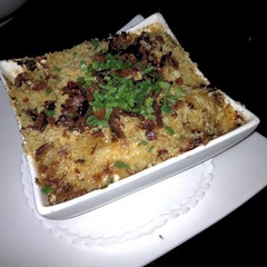 bacon mac and cheese - co co sala