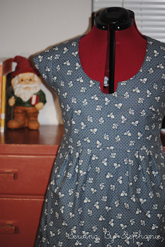 Front of Washi Dress
