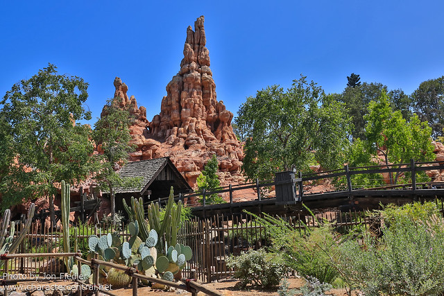 Disneyland July 2012 - Wandering through Frontierland
