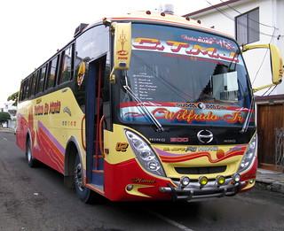 ecuador bus