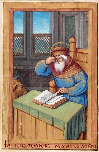 002-Libro de horas- 1500- Bibliothèque de Genève, Comites Latentes 124- Creative Commons CC BY-NC 3.0