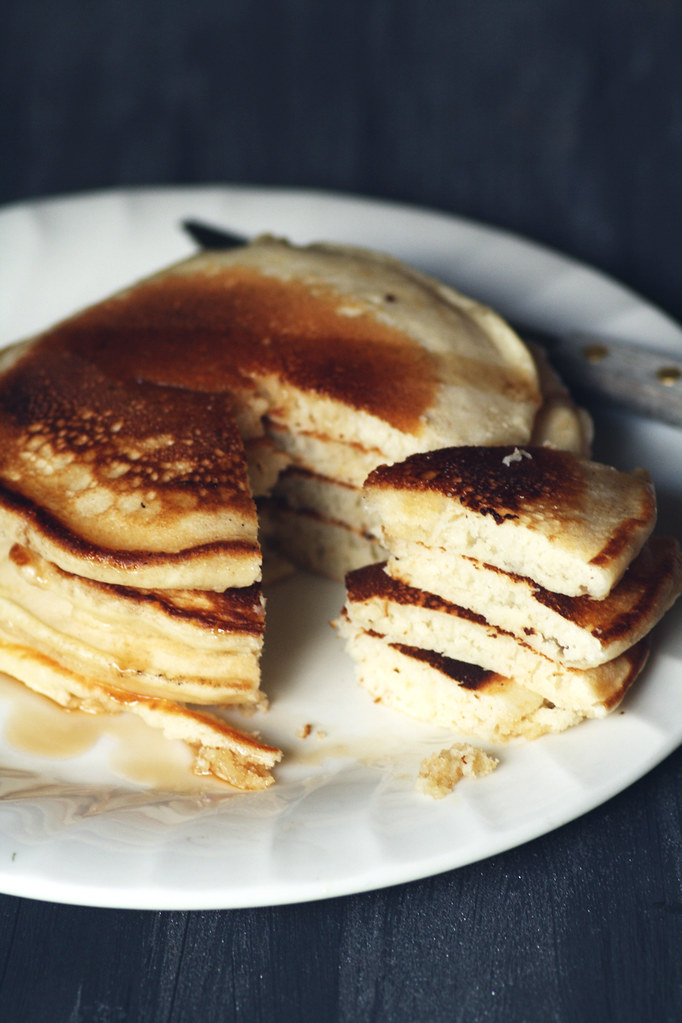 Marks ridiculously fluffy pancakes savory bites marks ridiculously fluffy pancakes makes 6 pancakes with a 5 inch diameter ccuart Image collections