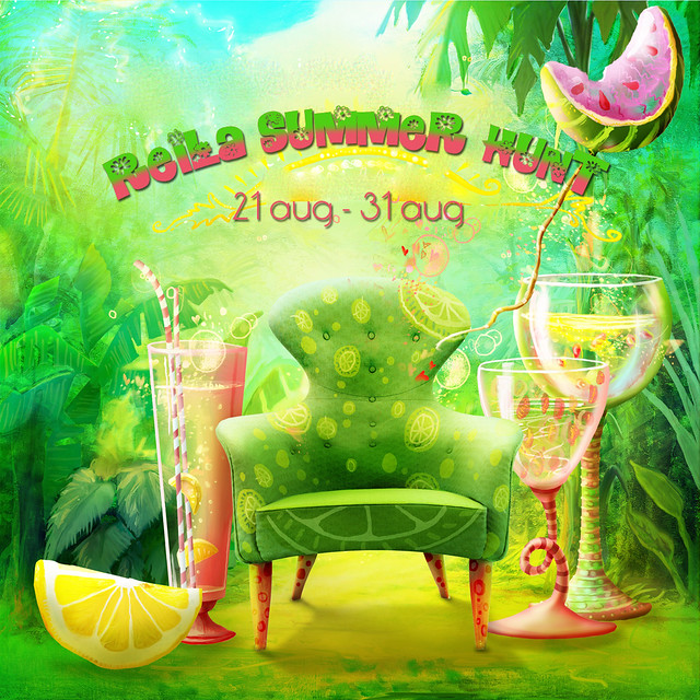 reila summer hunt 2