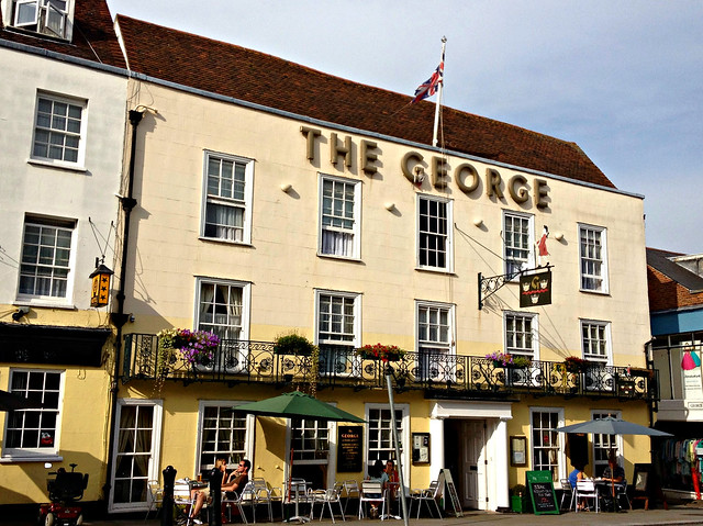 The George Hotel | Colchester