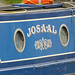 Narrowboat - Josaal 120715 Lancaster [name]