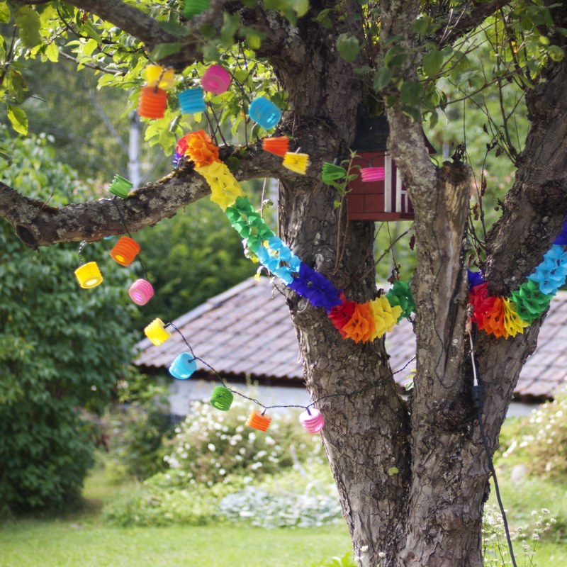 partyträdet