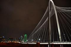 Dallas - Bridge upon Skyline