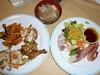 ブルーベリーヒル勝浦の夕食バイキング