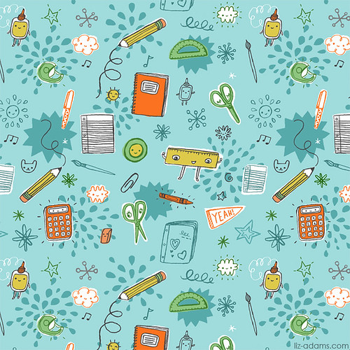 school days pattern