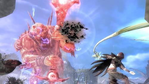 Soul Sacrifice on PS Vita