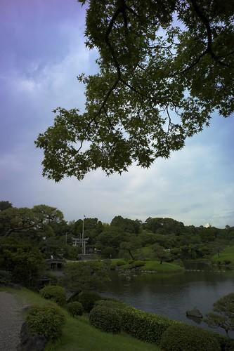 2012夏日大作戰 - 熊本 - 水前寺成趣園 (12)